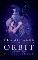 Cover for Flamingoes in Orbit by Philip Ridley