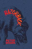 Cover for Razorback by Peter Brennan
