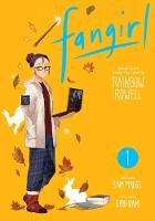 Cover for Fangirl, Vol. 1 The Manga by Rainbow Rowell