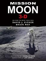 Cover for Mission Moon 3-D  by David Eicher