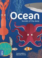 Cover for Ocean Secrets of the Deep by Sabrina Weiss