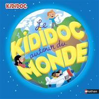 Cover for Kididoc Le Kididoc autour du monde by Sylvie Baussier