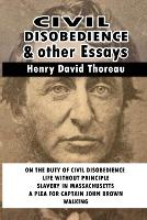 Cover for Civil Disobedience and Other Essays by Henry David Thoreau