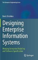 Cover for Designing Enterprise Information Systems  by Boris Shishkov