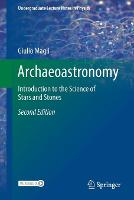 Cover for Archaeoastronomy  by Giulio Magli