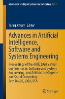 Cover for Advances in Artificial Intelligence, Software and Systems Engineering Proceedings of the AHFE 2020 Virtual Conferences on Software and Systems Engineering, and Artificial Intelligence and Social Compu by Tareq Ahram
