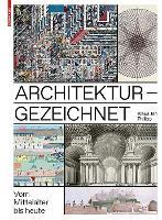 Cover for Architektur - gezeichnet  by Klaus Jan Philipp
