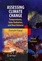 Cover for Assessing Climate Change  by Donald Rapp