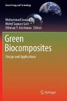 Cover for Green Biocomposites  by Mohammad Jawaid