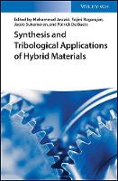 Cover for Synthesis and Tribological Applications of Hybrid Materials by Mohammad Jawaid