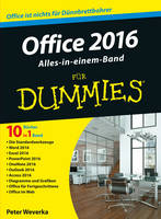 Cover for Office 2016 fur Dummies Alles-in-einem-Band by Peter Weverka