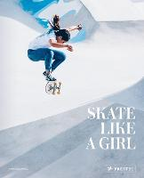 Cover for Skate Like A Girl by ,Carolina Amell