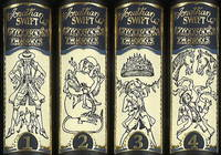Cover for Gulliver's Travels Minibook (4 Volumes) by Jonathan Swift