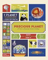 Cover for Precious Planet A User's Manual for Curious Earthlings by Emmanuelle Figueras