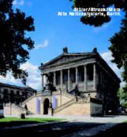 Cover for Stuler/Strack/Merz. Alte Nationalgalerie, Berlin  by Klaus Jan Philipp