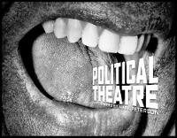 Cover for Mark Peterson: Political Theatre by Mark Peterson