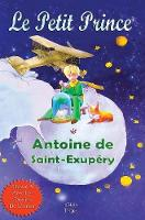 Cover for Le Petit Prince [French Edition] by Antoine de Saint Exupery