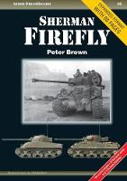 Cover for Sherman Firefly by Peter Brown
