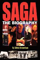 Cover for Saga - The Biography by Edwin Ammerlaan