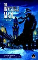 Cover for The Invisible Man by H.G. Wells