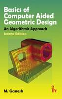 Cover for Basics of Computer Aided Geometric Design  by M. Ganesh