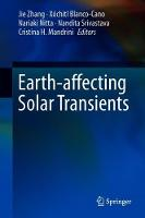 Cover for Earth-affecting Solar Transients by Jie Zhang