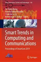 Cover for Smart Trends in Computing and Communications  by Yu-Dong Zhang