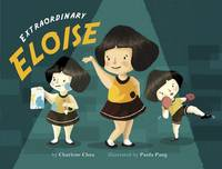 Cover for Extraordinary Eloise by Charlene Chua
