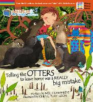 Cover for Abbie Rose and the Magic Suitcase: Telling the OTTERS to leave home was a REALLY Big Mistake by Neil Humphreys