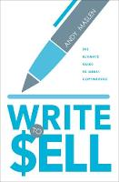 Cover for Write to Sell  by Andy Maslen