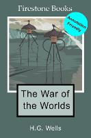 Cover for The War of the Worlds: Annotation-Friendly Edition by H.G. Wells