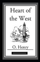 Cover for Heart of the West Annotated by O Henry