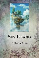 Cover for Sky Island by L Frank Baum