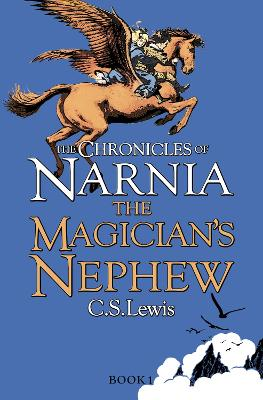 Cover for The Magician's Nephew by C. S. Lewis