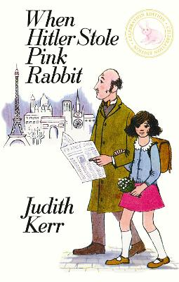 Cover for When Hitler Stole Pink Rabbit by Judith Kerr