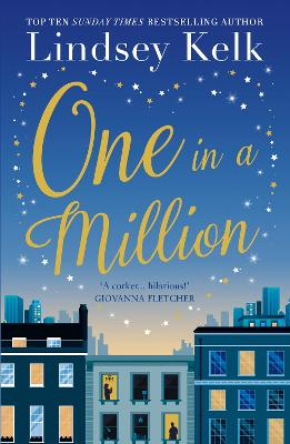 Cover for One in a Million by Lindsey Kelk