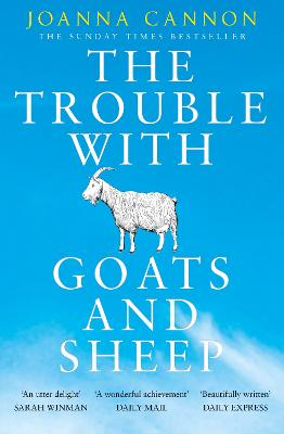 Cover for The Trouble with Goats and Sheep by Joanna Cannon