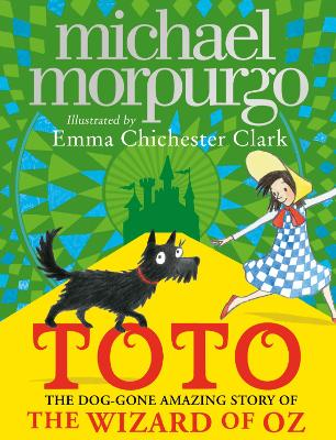 Book Cover for Toto by Michael Morpurgo