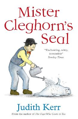 Cover for Mister Cleghorn's Seal by Judith Kerr