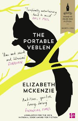 Cover for The Portable Veblen by Elizabeth McKenzie