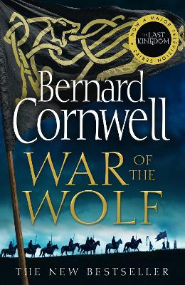 Cover for War of the Wolf by Bernard Cornwell