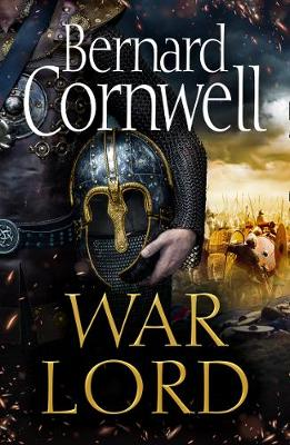 Cover for War Lord by Bernard Cornwell