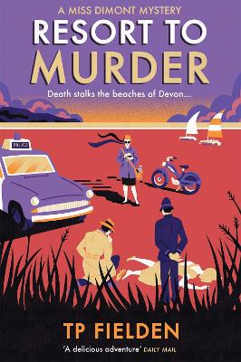 Cover for Resort to Murder by T. P. Fielden