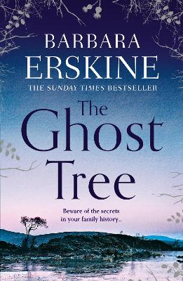 Book Cover for The Ghost Tree by Barbara Erskine