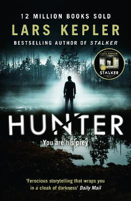 Cover for Hunter by Lars Kepler