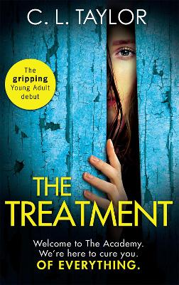 Cover for The Treatment by C. L. Taylor