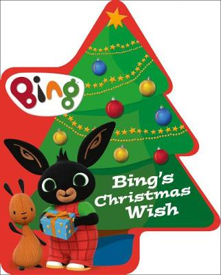 Cover for Bing's Christmas Wish by Ted Dewan
