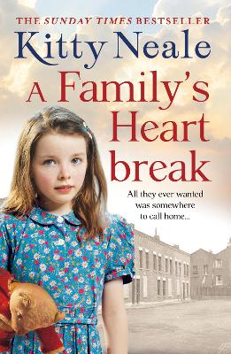Cover for A Family's Heartbreak by Kitty Neale