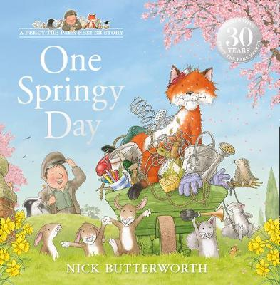 Cover for One Springy Day by Nick Butterworth