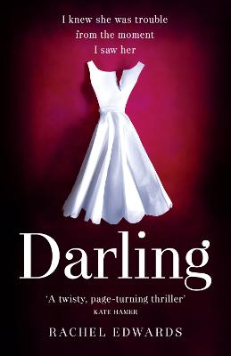 Cover for Darling by Rachel Edwards